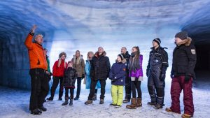 Ice Caves tours
