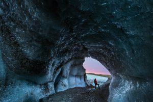 Skaftafell Ice Cave WInter 2019 2020