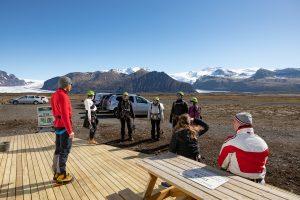 Skaftafell 3-hour glacier walk vatnajokull hiking