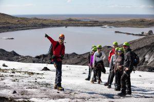 Skaftafell 3-hour glacier walk vatnajokull