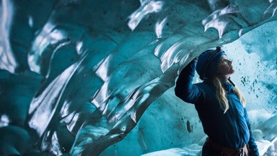 Skaftafell Blue Ice Cave Adventure & Glacier Hike | Small Groups​