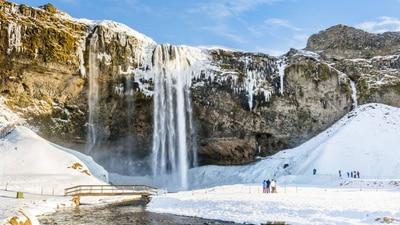 South Coast & Glacier Hiking on Solheimajokull   Small Group Day-Tour