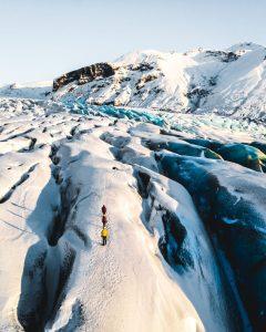 drone-glacier