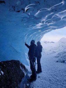 Skaftafell ice cave 2020 1