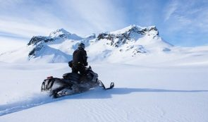 Glacier Rush | Fast-pace Snowmobile Ride on Langjokull Glacier