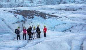 Skaftafell Glacier Hike | 3-Hour Expedition | Small-Groups