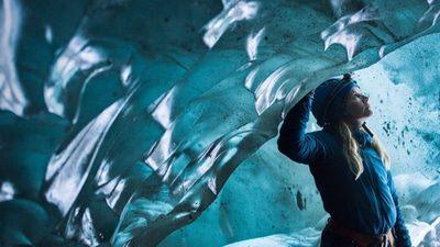 Skaftafell Blue Ice Cave Adventure & Glacier Hike | Small Groups