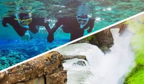 From Reykjavik: Golden Circle & Snorkeling Silfra With Free Photos | Small Group Experience